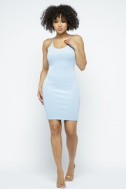 Julia Scuba Bodycon Tank Mini Dress - Other