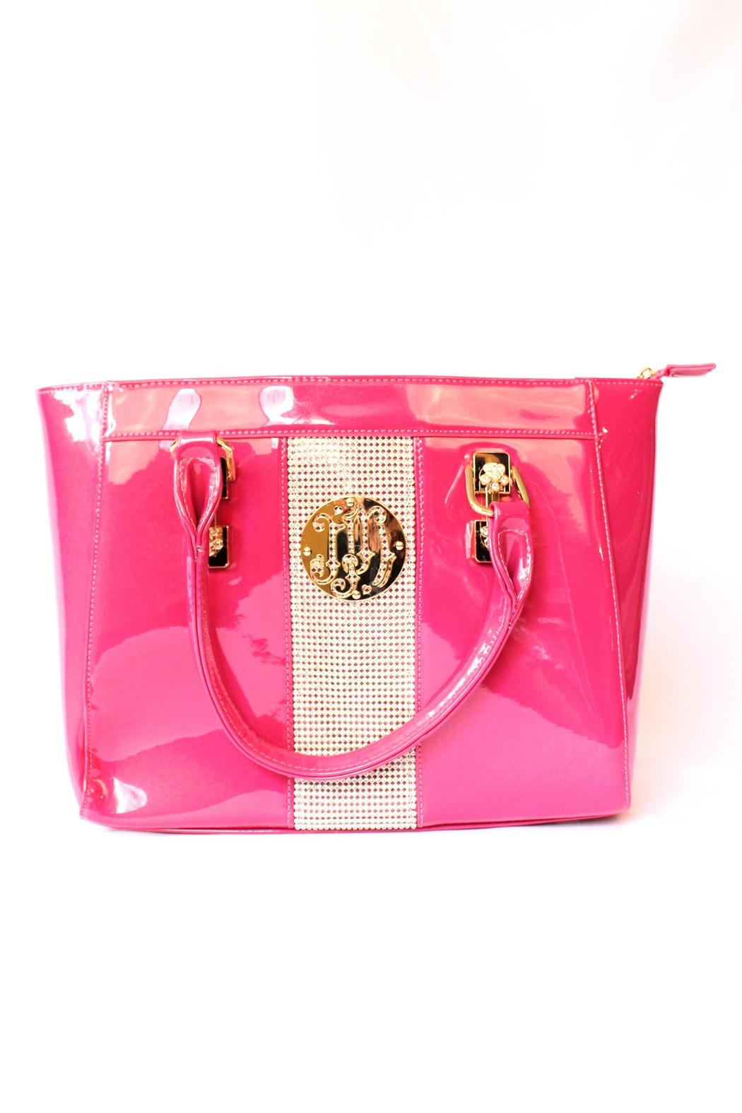 74317491d88f Julia & Michael Pink Purse from Iowa by Love & Lace — Shoptiques