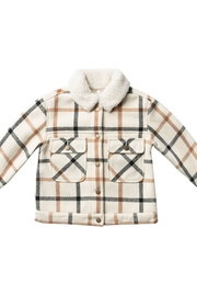 Rylee & Cru Julian Check Jacket - Product Mini Image