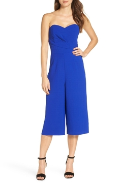 Adelyn Rae Julian Strapless Jumpsuit - Product List Image