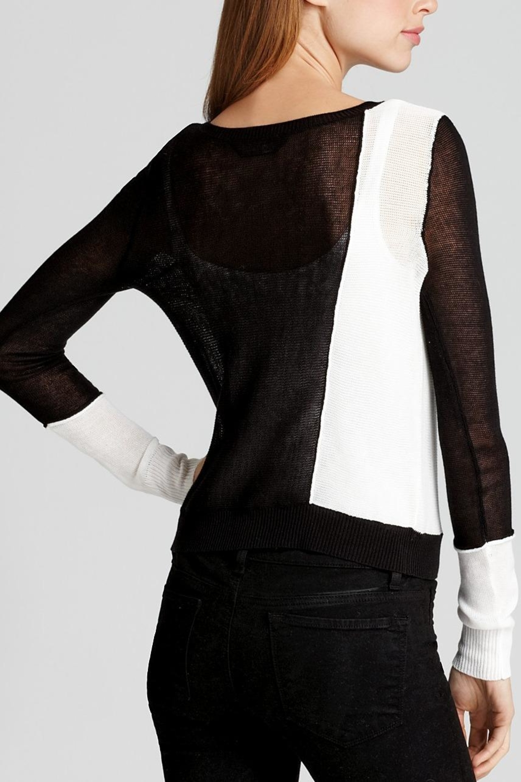 BCBG Max Azria Julian Sweater - Front Full Image