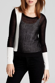 BCBG Max Azria Julian Sweater - Front cropped
