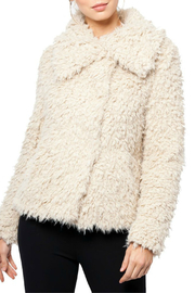 love token Juliana Furry Jacket - Front cropped