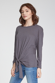 another love  Juliana Top with Tie - Front cropped