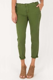 Kut from the Kloth Julianne Crop Trouser - Product Mini Image