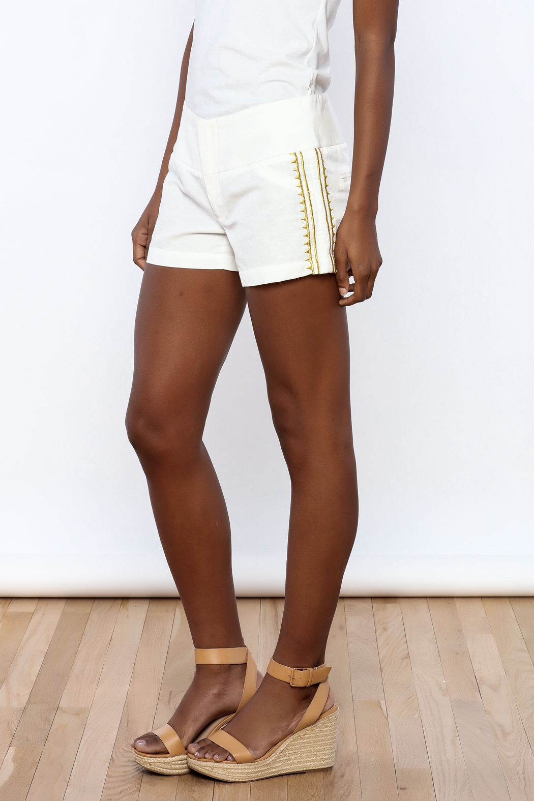 Julie Brown Designs Currie Shorts - Main Image