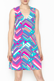 Julie Brown Livie Shift Dress - Product Mini Image