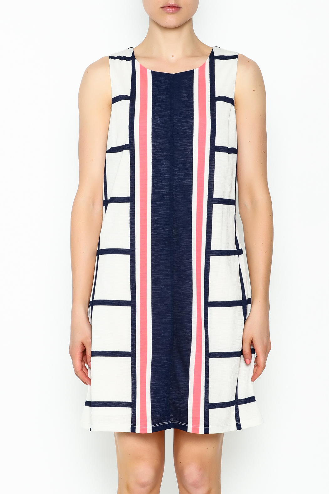 Julie Brown NYC Lanai Dress - Front Full Image