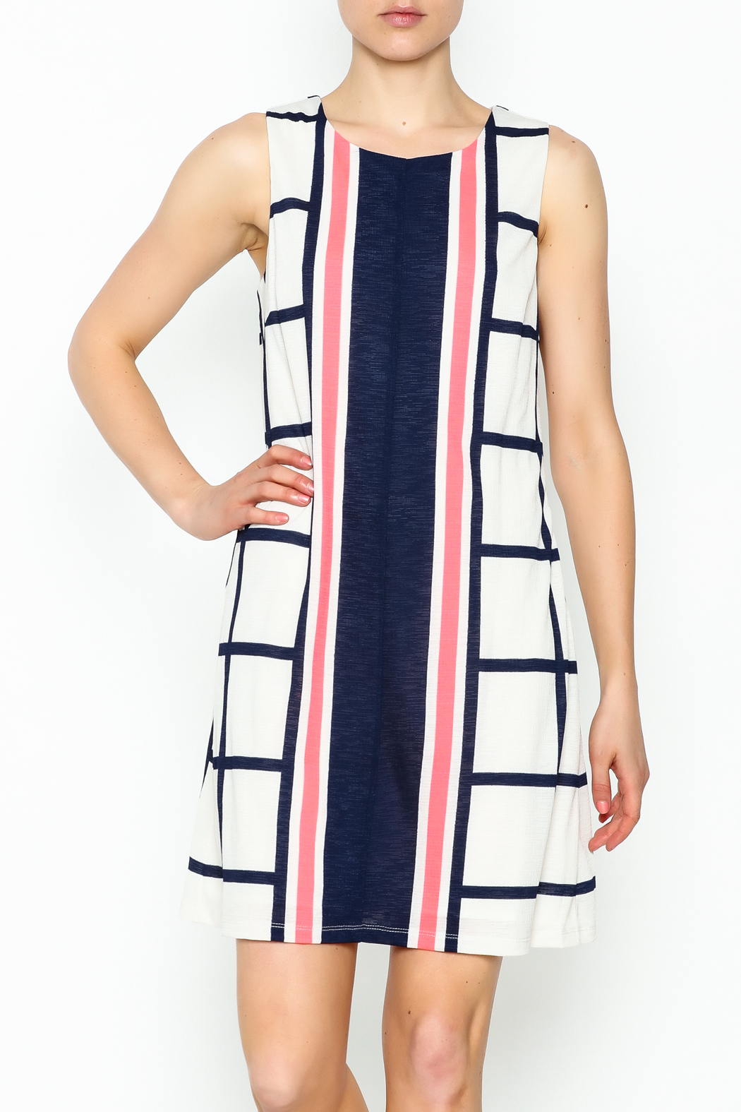 Julie Brown NYC Lanai Dress - Front Cropped Image