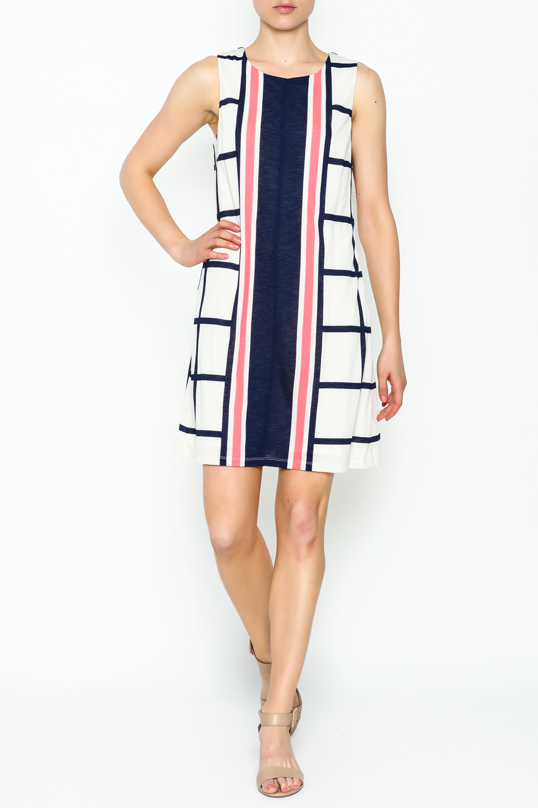 Julie Brown NYC Lanai Dress - Side Cropped Image