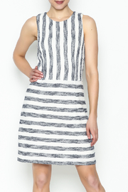 Julie Brown NYC Sailor Tweed Dress - Product Mini Image