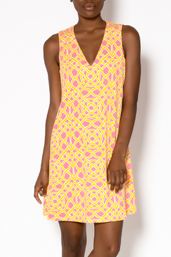 Julie Brown NYC Neon Sleeveless Dress - Product List Image
