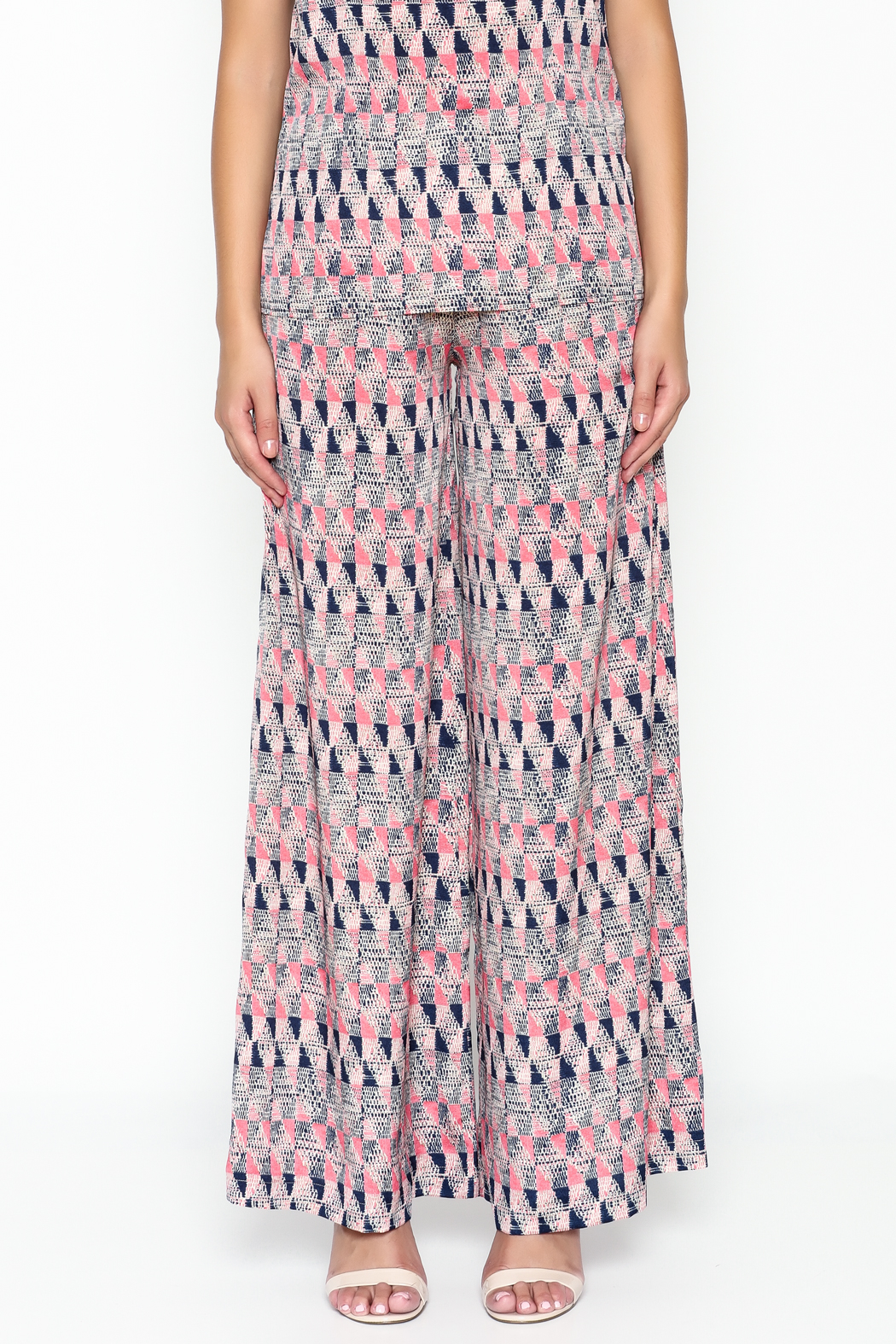 Julie Dorst Chelsea Palazzo Pants - Front Full Image