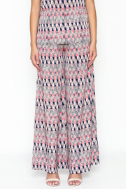 Julie Dorst Chelsea Palazzo Pants - Front full body