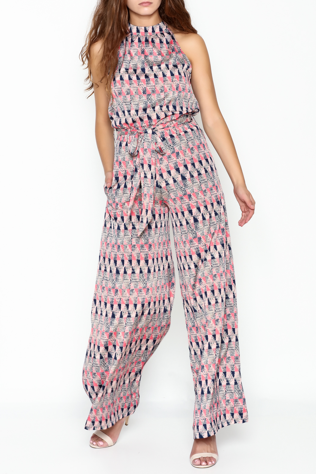 Julie Dorst Chelsea Palazzo Pants - Side Cropped Image