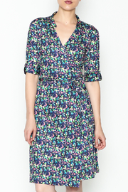 Julie Dorst Selena Wrap Dress - Product Mini Image