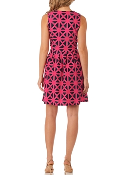Jude Connally Julie Fit-n-Flare Dress - Alternate List Image