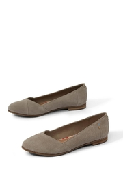 TOMS Julie Suede Flat - Product Mini Image