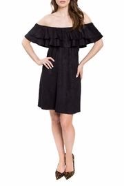 Julie Brown Selina Off-Shoulder Dress - Front cropped