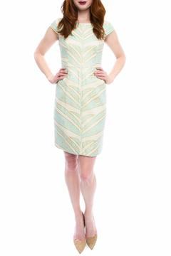 Julie Brown Designs Mint Shelby Dress - Product List Image