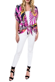 Julie Brown NYC Braelyn Pink Cabo - Front cropped