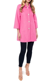 Julie Brown NYC Millie Jacket Supreme-Pink - Product Mini Image