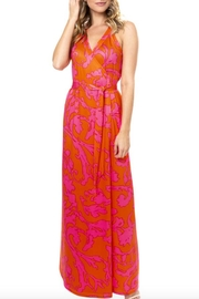 Julie Brown NYC Sharon Wrap Dress - Product Mini Image