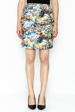 Julie Dorst Multi Faux Skirt - Product List Image