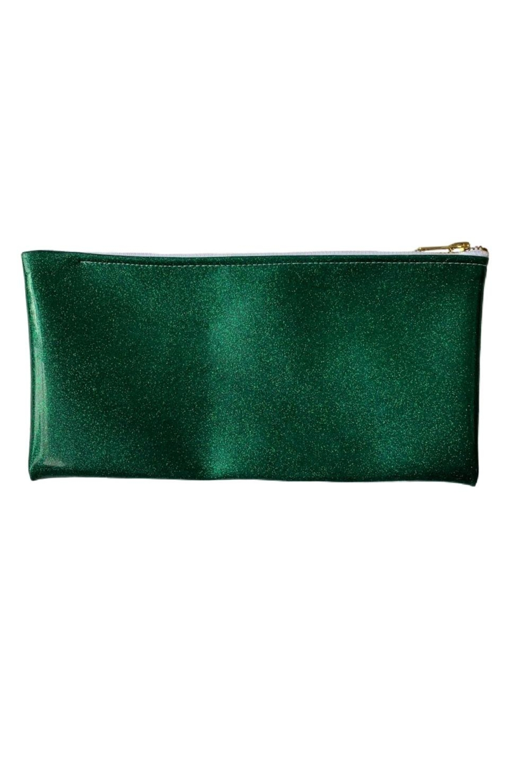 Julie Mollo Palm Tree Clutch - Front Full Image