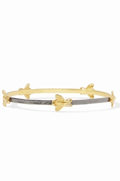 Julie Vos Bee Bangle Mixed-Metal - Product List Image
