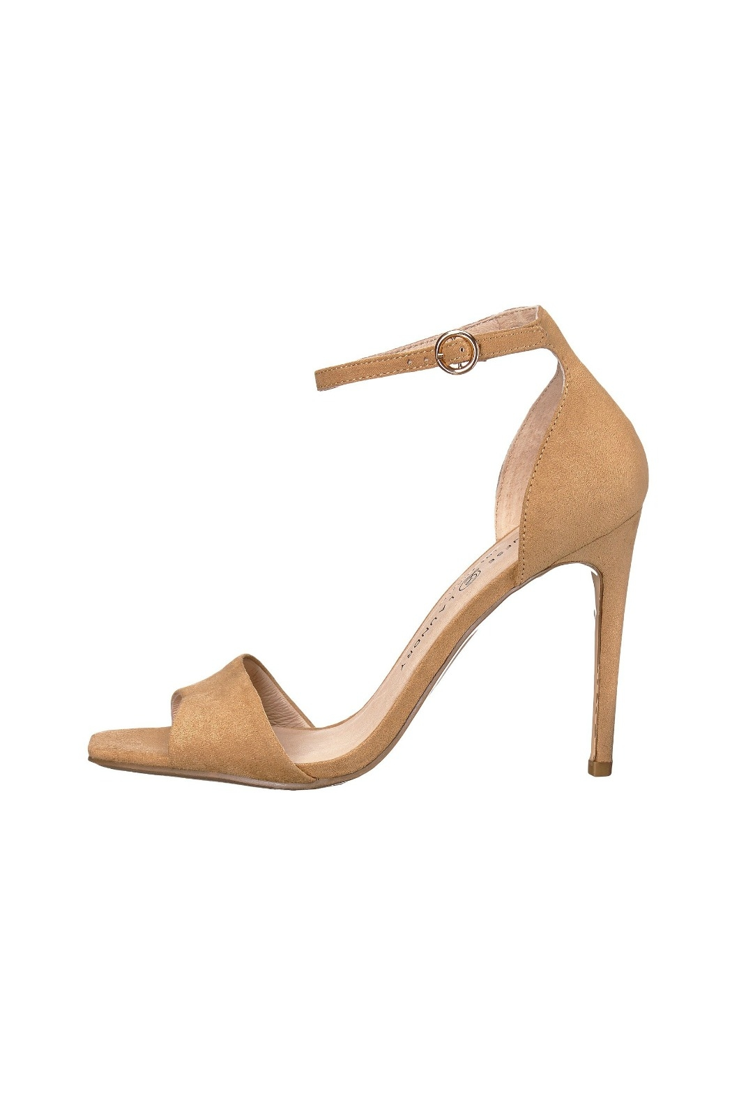 Chinese Laundry Julien Heeled Sandal - Front Cropped Image