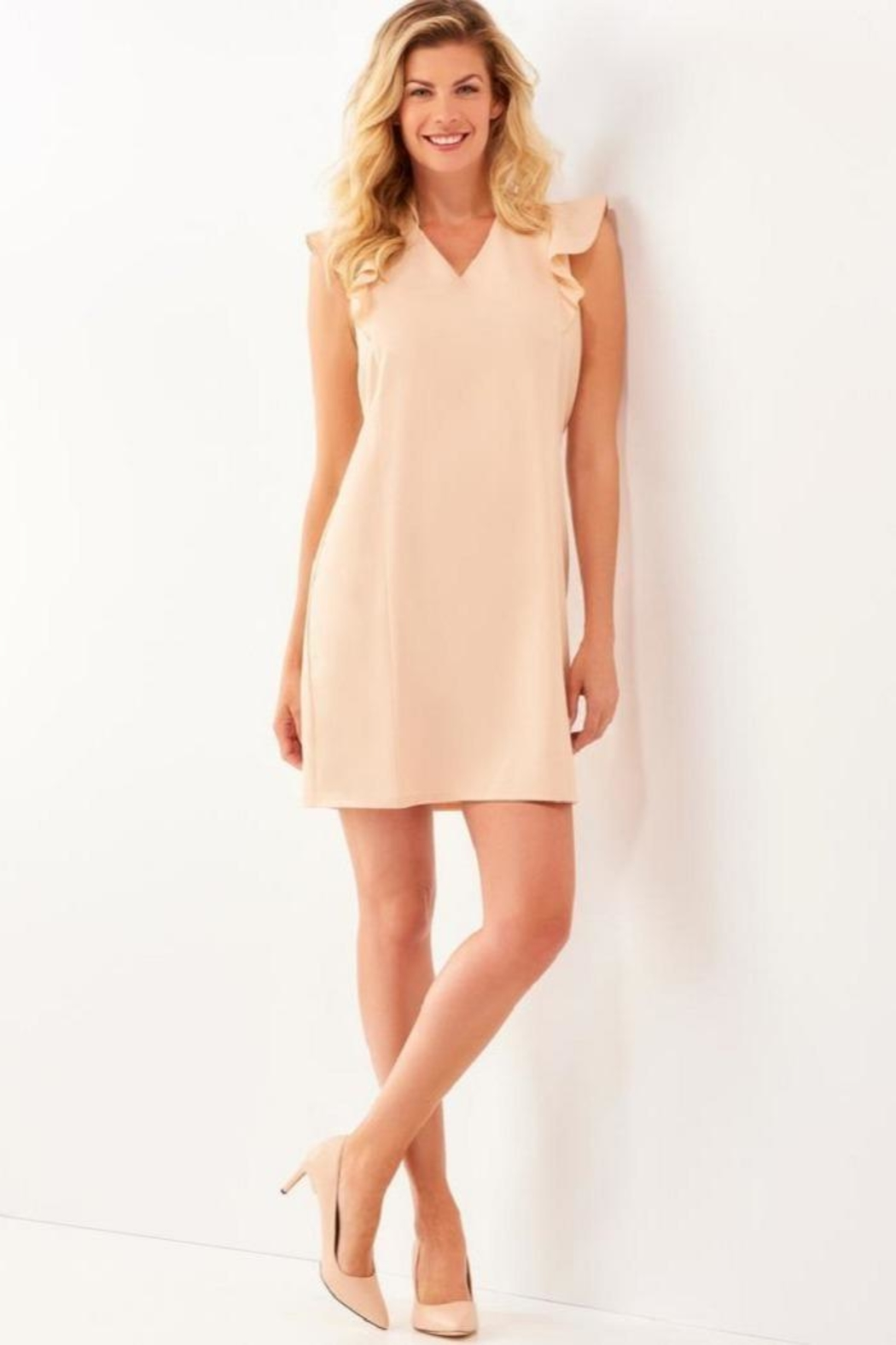 Charlie Paige Juliet Dress - Front Cropped Image