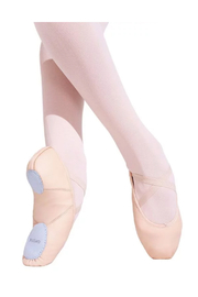 Capezio Juliet Leather Ballet Shoe - Product Mini Image
