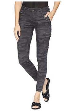 Mavi Jeans Juliette Smoke Cargo - Product List Image