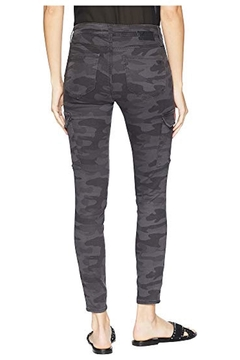 Mavi Jeans Juliette Smoke Cargo - Alternate List Image