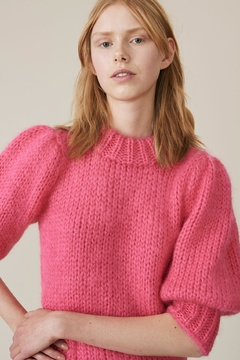 Ganni Julliard Mohair Sweater - Product List Image