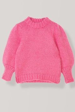 Ganni Julliard Mohair Sweater - Alternate List Image