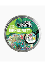 Crazy Aaron's  Jumbled Jungle Hide Inside Putty - Product Mini Image