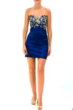 Shoptiques Product: Midnight Sequinned Sheath