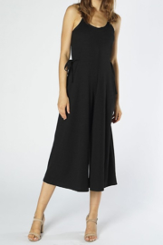 Mod Ref Jumpsuit With Side Ties - Product Mini Image