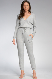 Elan  JUMPSUIT V-NECK - Product Mini Image