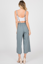 Lyn-Maree's  Jumpsuit Overalls - Front full body