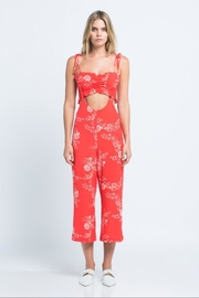 skylar madison Jumpsuit With Crop-Top - Product Mini Image