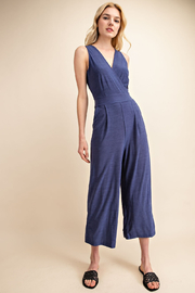 Gilli  Jumpsuit with Tie waist - Product Mini Image