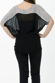 JUNA Lucky Triptych Top - Front full body