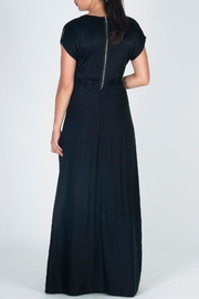 JUNA Maxi Cathedral Dress - Front full body