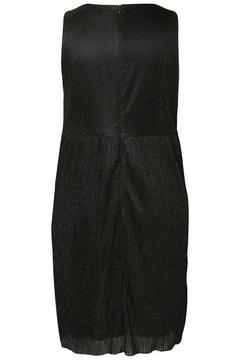 JUNAROSE Pleated Jersey Shimmer Dress - Alternate List Image