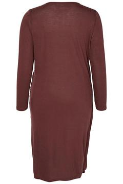 JUNAROSE Long Sleeve Jersey Dress - Alternate List Image