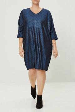 JUNAROSE Metallic Jersey Dress - Product List Image