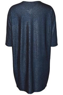 JUNAROSE Metallic Jersey Dress - Alternate List Image